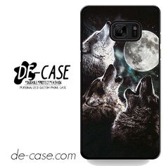 Mountain's Three Wolf Moon DEAL-7443 Samsung Phonecase Cover For Samsung Galaxy Note 7