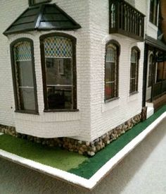 The Garfield by S. Mehreen - The Greenleaf Miniature Community