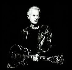"""""""I've never mastered the guitar. Either I was playing it, or it was playing me; it depends how you look at it. As a kid, the only things I had to do was go to school, do my homework, and play guitar."""" — Jimmy Page  James Patrick Page is an English musician, songwriter, and record producer who achieved international success as the guitarist and founder of the rock band Led Zeppelin. Wikipedia"""