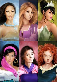 Disney - Real