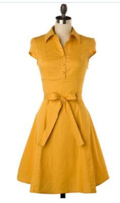 Soda Fountain Dress