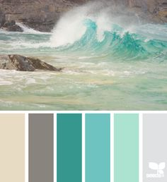 Would love this color palette in my bedroom.