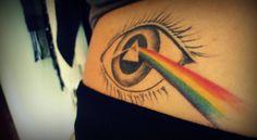 Pink Floyd Tattoo The Dark Side Of Moon