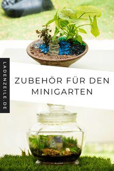 Die besten 25 feen haus basteln ideen auf pinterest - Minigarten im topf ...