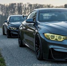 BMW F82 M4 black duo