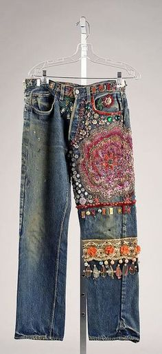 Embroidered denim jacket i want to make one so bad these for Ibiza proms cd