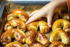 Bagel, Sausage, Bread, Food, Basket, Sausages, Brot, Essen, Baking