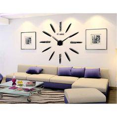 Jam Dinding Giant Keren Untuk Memperindah Ruangan 6ed031b4b3