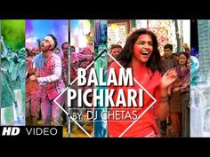 #BalamPichkari #Remix #DJChetas #YJHD