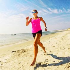 """Anyone here building new and challenging daily routines? Get inspired with @athletesinsight ambassador @jennammchugh. Read her story below. And if you're looking for the best eyewear to match your active lifestyle click the link in our bio.   """"I'm kind of getting used to this heat training.  7.5 miles 1 hour with short 10 second strides (quick pick ups) today  followed by an omelet breakfast with a bestie @amyvettercpa  volunteering at a food pantry  then an electrical walk through for our…"""