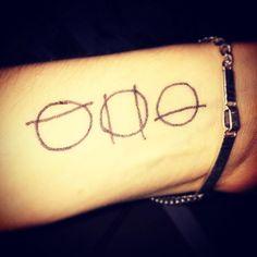 Tattoo idea: see no, hear no, speak no evil. #tattoo #tattoos #design…