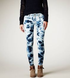 AE Jegging.  Great fit, comfy and on sale for only $30 right now!