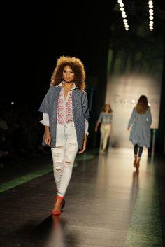 Yo no me visto a la moda, yo hago la moda.  Coco Chanel. #jeans #look #modelo