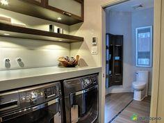 Salle de lavage Vue 2 / Laundry Room