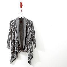 Leroy Sweater by Heartloom. #grey #sweater #opensky