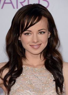 Ashley Rickards at 2013 People's Choice Awards 1/9/2013. Hair by Richard Collins.