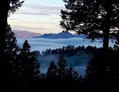 My hometown. I miss Woodland Park, Colorado so much