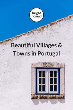 What are the best small towns and villages to visit in Portugal? Portugal Travel Guide, Europe Travel Guide, Spain Travel, Travel Guides, Backpacking Europe, Travel Abroad, Places In Portugal, Visit Portugal, Spain And Portugal