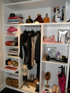 yes...this is a Barbie closet!