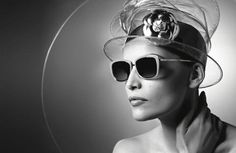 Laetitia Casta For Chanel SS13 Eyewear