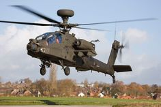 UK mothballs quarter of Apache fleet with end of Afghan ops
