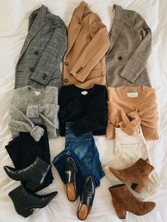 Chic outfit idea to copy ♥ For more inspiration join our group Amazing Things ♥ You might also like these related products: - Boots ->. Winter Fashion Outfits, Fall Winter Outfits, Work Fashion, Autumn Winter Fashion, Workwear Fashion, Fashion Hacks, Vogue Fashion, 80s Fashion, Sweater Fashion