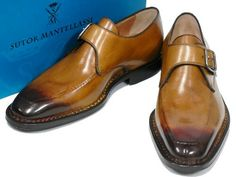 Sutor mantellassi monk strap slip-on shoes Fancy Shoes, Formal Shoes, Me Too Shoes, Suit Shoes, Men S Shoes, Dress Shoes, Monk Strap Shoes, Derby, Dress With Boots