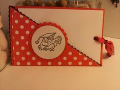Card laurea, scrap