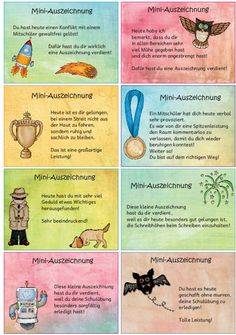 teaching material-free – Magic-one-time -… Learn German, German Language, German Grammar, Teaching Materials, School Hacks, Elementary Education, School Classroom, Primary School, Classroom Management