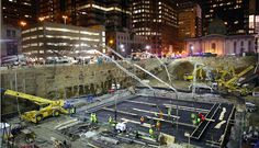 The largest concrete pour in Philadelphia history thus far (although some would beg to differ, see comment in the linked post) took place Friday night and continued on until Saturday morning. It was riveting stuff and apparently people gathered for the momentous occasion to immortalize it in social media heaven. Below, some photos from the…
