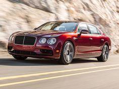 Bentley Flying Spur V8 S: Luxusgleiter kommt künftig mit noch mehr Leistung