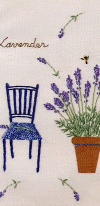 make something like this for the seasons, spice dishtowels, something like that. cross stitch calendar?