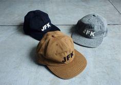 COMESANDGOES JFK Cap