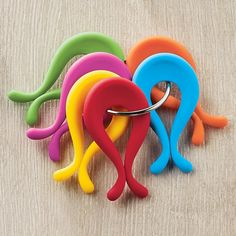 Fish Snack Clips by Umbra® | $7.99