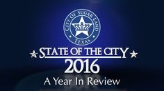 2015 has been an amazing year for Sugar Land, Texas and we wanted to celebrate some of the amazing achievements the city completed with a short piece profiling some of the people that make this city such a great place to live.