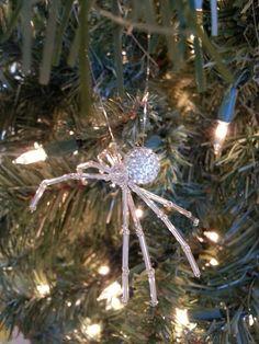 christmas spider legend spider webs spider and ornament. Black Bedroom Furniture Sets. Home Design Ideas