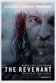 The Revenant Movie Poster - Tom Hardy