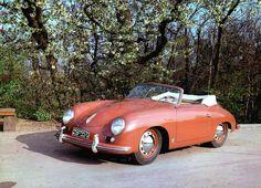 1954 Porsche 356 Cabrio