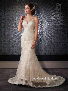 English Netting & Schifli Lace Gown