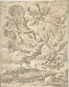 Juno Anonymous, Italian, first half of the 18th century Date: 18th century