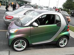 Smart Car - Changeable Paint Color - Cars - Smart Car Nationals