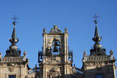 Astorga, reloj maragato, Spain.