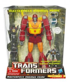 #transformers masterpiece toys