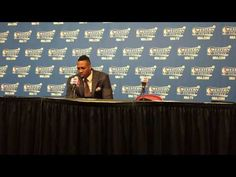 Angry Dwight Howard After Rockets Blow Out Loss to Warriors in Game 3 20...