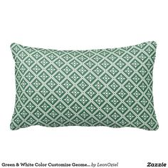Decor Pillows, Decorative Pillows, Throw Pillows, Repeating Patterns, Black And White, Green, Modern, Color, Design