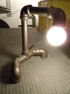 diy lamp, so cool!