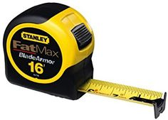 16-Foot FatMax Tape Rule with Blade Armor Kmart HOT Deals Today has the lowest price deal for 16-Foot FatMax Tape Rule with Blade Armor $9. It usually retails for over $19, which makes this a Hot Deal and $5 cheaper than the retail price. Free Shipping Blade Armor coating is a patented...