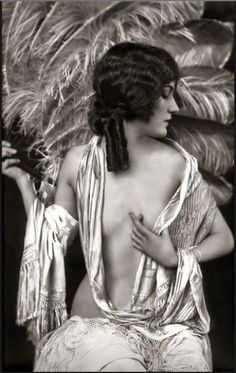 Ziegfeld Follies Girl