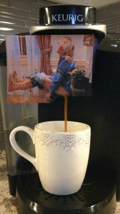 The new Dumb and Dumber coffee maker from Kuerig