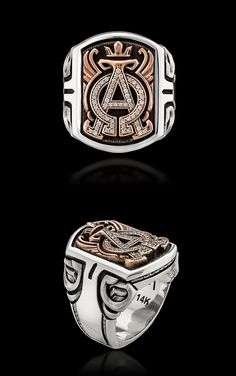 """NightRider Jewelry """"Archetype"""" Ring 